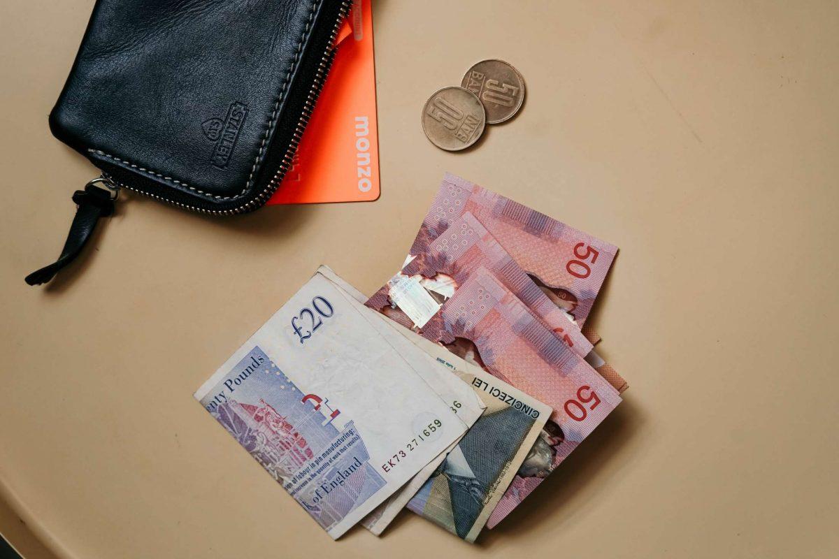 Cash spurned during Coronavirus